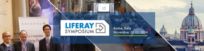 Liferay symposium
